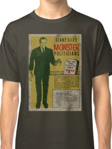MONSTER PRESIDENTS Classic T-Shirt