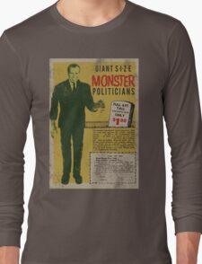 MONSTER PRESIDENTS Long Sleeve T-Shirt