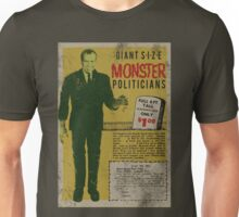 MONSTER PRESIDENTS Unisex T-Shirt