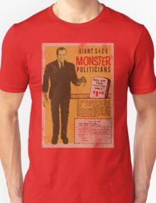 MONSTER PRESIDENTS Unisex T-Shirt