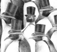 A Gathering of Gentlemen Sticker