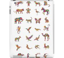 Animal colorfully collection iPad Case/Skin