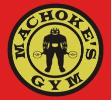 Machoke's Gym by Tao-Fury