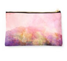 Abstract Landscape—Pink Studio Pouch