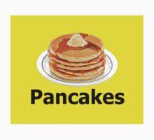 Pancakes One Piece - Short Sleeve