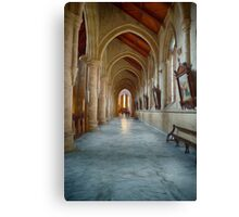 Sacred Heart Cathedral (SW) Canvas Print