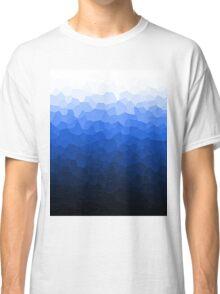Blue crystal fade Classic T-Shirt