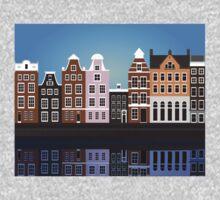 Amsterdam 2 Kids Tee