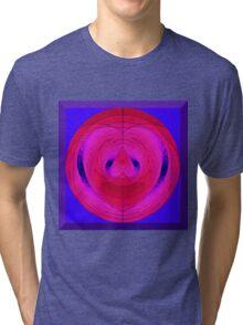 Fractal Sculpture November 2015 Tri-blend T-Shirt