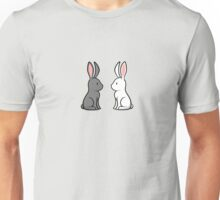 Snow Bunnies Unisex T-Shirt