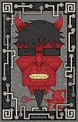 The Devil by Brett Gilbert