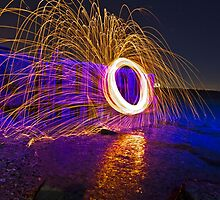 Ring of Sparks by Ersu Yuceturk