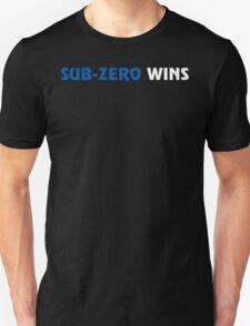 Sub-Zero Wins T-Shirt