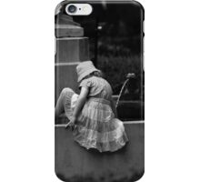 Two Girls iPhone Case/Skin