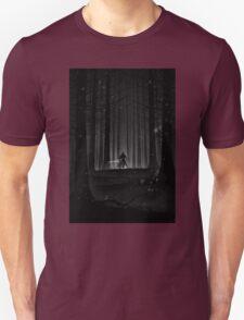Kylo Ren forest print Unisex T-Shirt