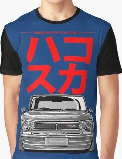 Hakosuka Graphic T-Shirt