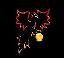 The Phoenix Bird by Carla Jensen