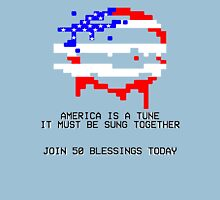 50 Blessings Propaganda - Hotline Miami Unisex T-Shirt