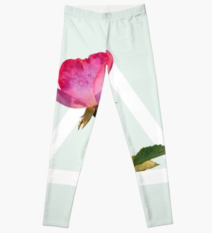 Rose #redbubble #style #fashion #tech Leggings