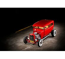 Rick Conway's 1928 Ford Hotrod Photographic Print