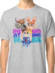 Five Nights At Furry's Classic T-Shirt
