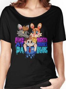 Five Nights At Furry's Women's Relaxed Fit T-Shirt
