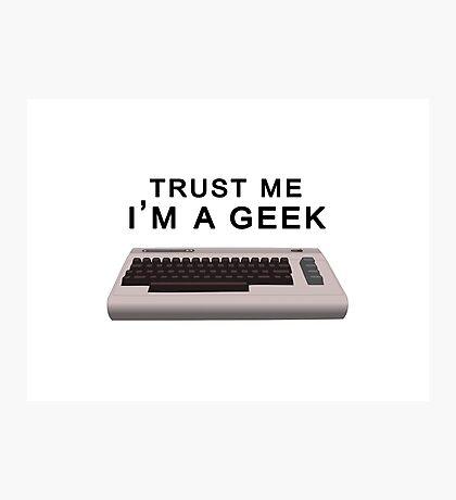 Think Geek Photographic Print
