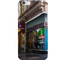 Pellegrinis Bar Espresso iPhone Case/Skin
