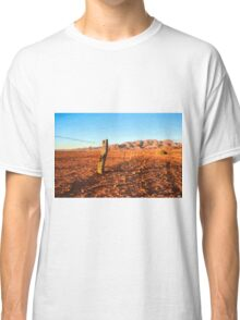 Outback Fence (GO6) Classic T-Shirt