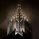 Chrysler Fog Lights (sw) by Ray Warren