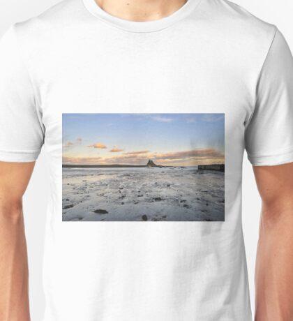 Holy Island Of Lindisfarne Unisex T-Shirt