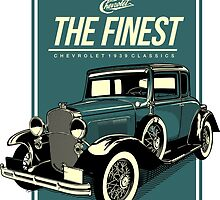 The Finest by RaymondT