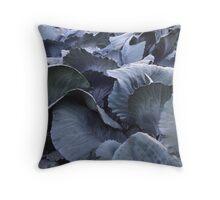 abundant fields Throw Pillow