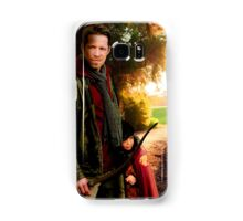 OUAT in Camelot - Robin and Roland Samsung Galaxy Case/Skin