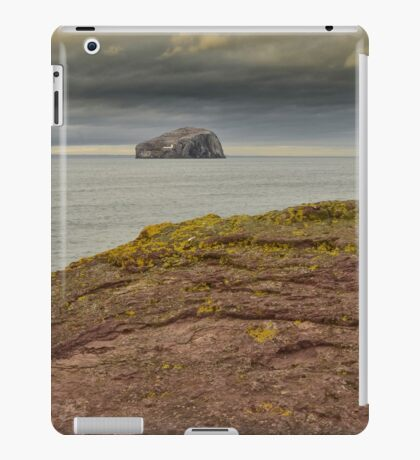 Bass Rock iPad Case/Skin