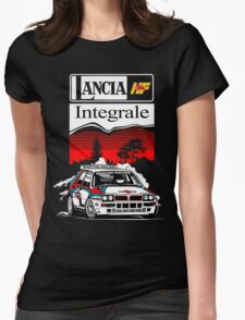 Integrale..!! Womens Fitted T-Shirt