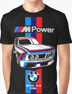 M Power Graphic T-Shirt