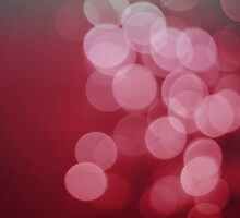 Circle round bokeh colorful background by juras
