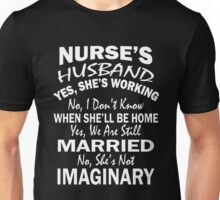 NURSE'S HUSBAND Unisex T-Shirt