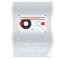 Eternal Sunshine of the Spotless Mind film poster Poster