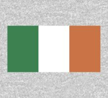 Ireland Flag - Irish World Cup T-Shirt One Piece - Long Sleeve