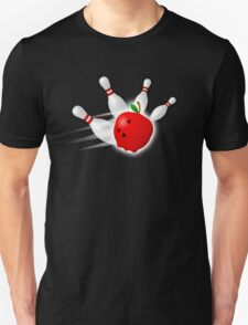 Red Apple Bowling T-Shirt