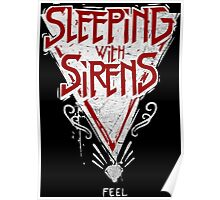 Sleeping with sirens music band Poster