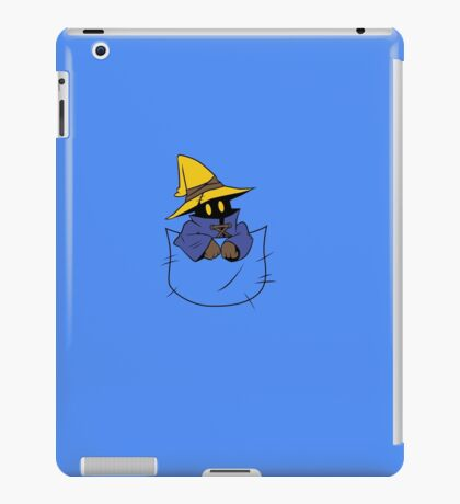 Pocket mage iPad Case/Skin