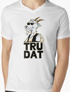 Tru Dat Mens V-Neck T-Shirt