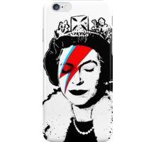 Ziggy Stardust Queen (David Bowie) iPhone Case/Skin