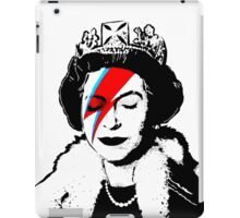 Ziggy Stardust Queen (David Bowie) iPad Case/Skin