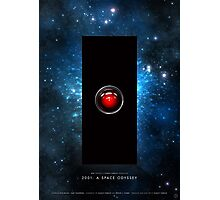 2001: A Space Odyssey - Movie Poster Photographic Print
