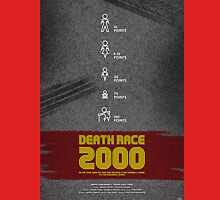 Death Race 2000 - Movie Poster Unisex T-Shirt