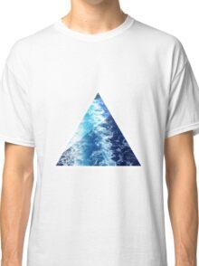 Sea  Triangle Classic T-Shirt